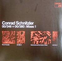 CONRAD SCHNITZLER - 00/346 + 00/380: Mixes 1 : 12inch