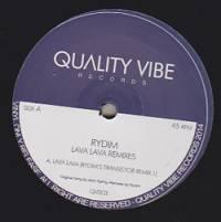 RYDIM - Lava Lava Remixes : 12inch