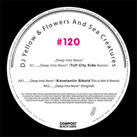 DJ YELLOW & FLOWERS AND SEA - Compost Black Label 120 : 12inch