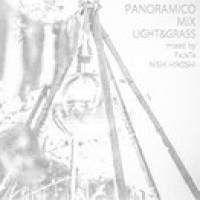 FxJxTx & NISHI HIROSHI - Panoramico Mix Light & Grass : MIX CD