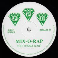 MIX-O-RAP - For Thugz : 12inch