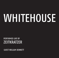 ZEITKRATZER - Whitehouse : LP