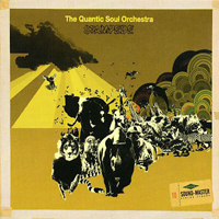 THE QUANTIC SOUL ORCHESTRA - Stampede : LP+DOWNLOAD CODE