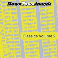 V.A - Downtown Sounds Classics Vol.2 : 12inch