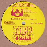 TAPES & DJ SOTOFETT - Topp Tonn : 10inch