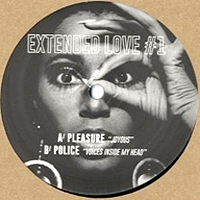 UNKNOWN ARTISTS - Extended Love #1 : 12inch