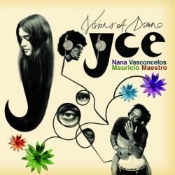 JOYCE, NANA VASCONCELOS, MAURICIO MAESTRO - Visions of Dawn : LP