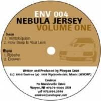 MORGAN GEIST - Nebula Jersey Volume One : ENVIRON (US)