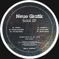 NEUE GRAFIK - Solal EP : 12inch