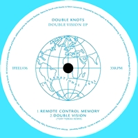 DOUBLE KNOTS - Double Vision EP : 12inch