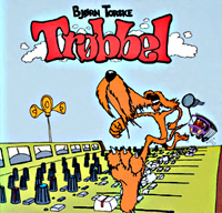 BJORN TORSKE - Trobbel (Remastered) : 2LP