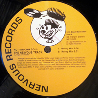 NU YORICAN SOUL - The Nervous Track : NERVOUS (US)