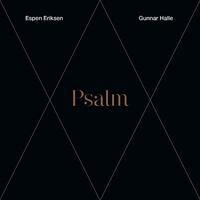 ESPEN ERIKSEN / GUNNAR HALLE - Psalm : CD