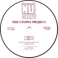 THE UTOPIA PROJECT - File1 : NU GROOVE (US)
