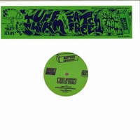 TUFF SHERM & PATCH FREE - Party Scraps EP : 12inch