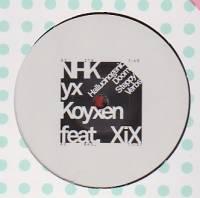 NHK YX KOYXEN - Hallucinogenic Doom Steppy Verbs : 12inch