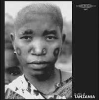 VARIOUS - LAURENT JEANNEAU - Music of Tanzania : 2LP