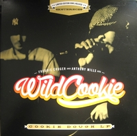 WILDCOOKIE - COOKIE DOUGH : 2LP