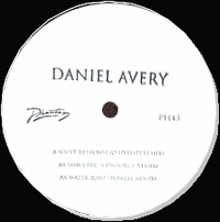 DANIEL AVERY - Naive Response ([Phase] Remix) / Simulrec (Conforce Remix) / Water Jump (Powell Remix) : 12inch
