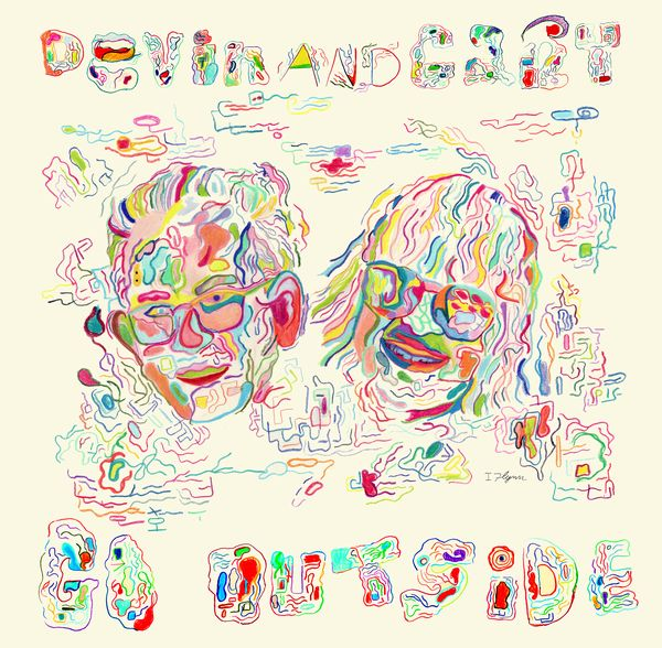 DEVIN AND GARY - Go Outside : FEEDING TUBE (US)