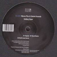MACEO PLEX & GABRIEL ANANDA - Solitary Daze (Incl. North Lake & Barnt Remixes) : ELLUM AUDIO (UK)