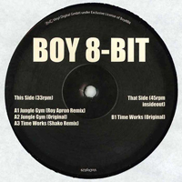 BOY 8-BIT - Jungle Gym / Timeworks : 12inch