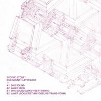 SECOND STOREY - One Sound / Layer Lock (180g/Ltd.) : 12inch