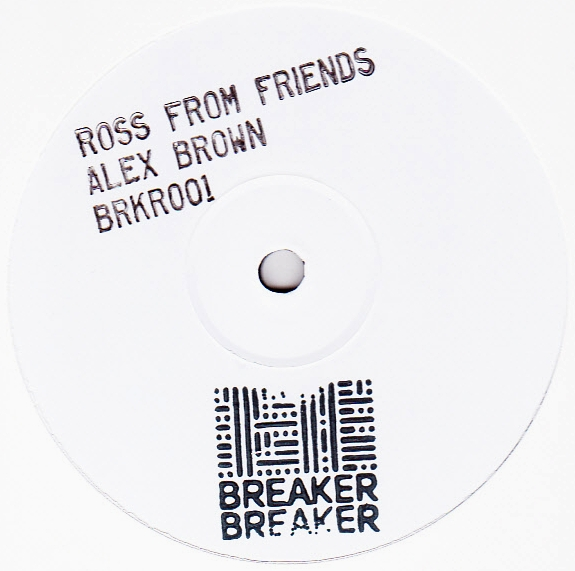 ROSS FROM FRIENDS - Alex Brown EP : 12inch