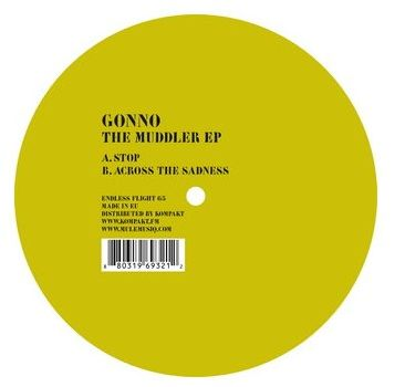 GONNO - The Muddler Ep : 12inch