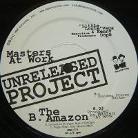 UNRELEASED PROJECT (MASTERS AT WORK) - Tribal Flute / The Amazon : MAW (US)