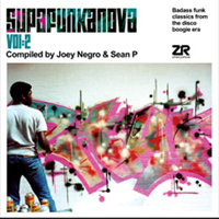 JOEY NEGRO & SEAN P - Supafunkanova Vol.2 : 2LP
