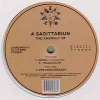 A SAGITTARIUN - The Anomaly EP, Overhead Mix : Elastic Dreams (UK)