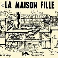 FRANCOIS TUSQUES & DON CHERRY - La Maison Fille Du Soleil : 7inch