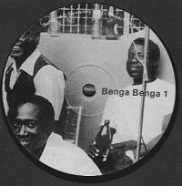 UNKNOWN - Benga Benga : PORRIDGE BULLET (ESTONIA)