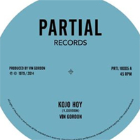 VIN GORDON - Kojo Hoy : 10inch