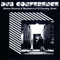 WINSTON EDWARDS & BLACKBEARD - Dub Conference At 10 Downing Street : LP