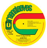 JOHN HOLT - Police In Helicopter / Youths Pon The Corner : 12inch