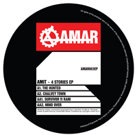 AMIT - 4 Stories EP : AMAR (UK)