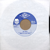 JOHN MCLEAN MACKA B - Anti Bleaching Dub : 7inch