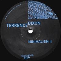 TERRENCE DIXON - Minimalism II : BACKGROUND (GER)