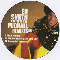 ED SMITH - Presents The Michael Remixes vol.2 : EDR (FRA)
