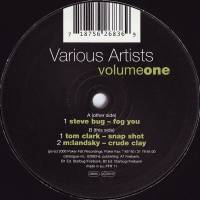 VARIOUS ARTISTS - Volume.1 : 12inch