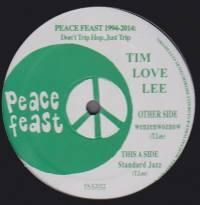 TIM LOVE LEE - Standard Jazz / Wenzenwoznow : PEACE FEAST INDUSTRIES (US)