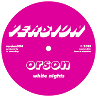 ORSON - White Nights / Rise 6 : VERSION (UK)