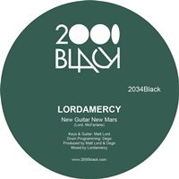 LORDAMERCY - New Guitar New Mars : 12inch