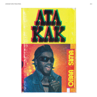 ATA KAK - Obaa Sima : AWESOME TAPES FROM AFRICA (US)
