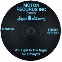 JOE'S BAKERY - Moton Records Inc Presents : 12inch