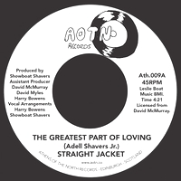 STRAIGHT JACKET - The Greatest Part Of Loving /<wbr> Fun : ATHENS OF THE NORTH <wbr>(UK)