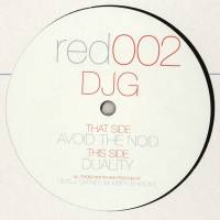 DJG - Avoid The Noid / Duality : 12inch