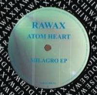 ATOM HEART - Milagro EP : 12inch